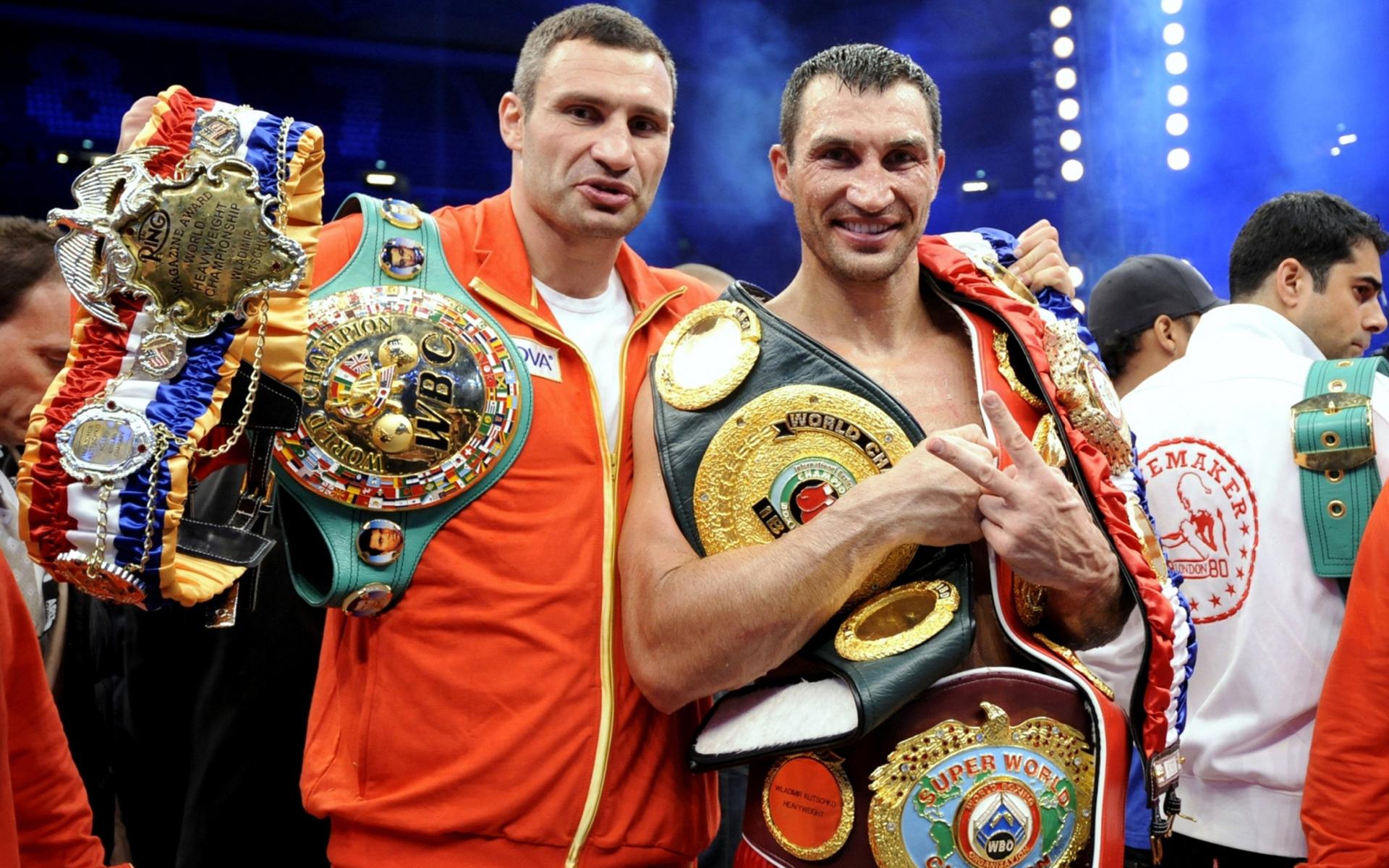 Виталий владимир бокс ринг победа